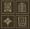 Creazioni in ferro, Paolo Fusi logo