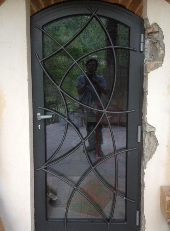 Porte e finestre paolo fusi - Porte finestre in ferro ...