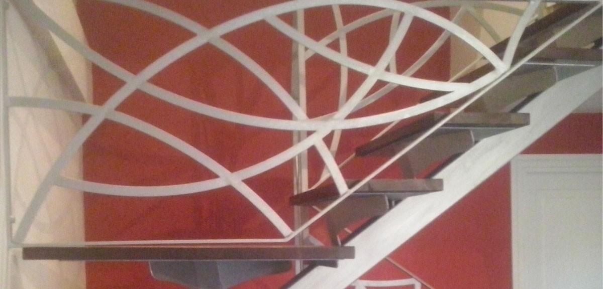 Scale e ringhiere in ferro paolo fusi - Ringhiere per finestre in ferro ...