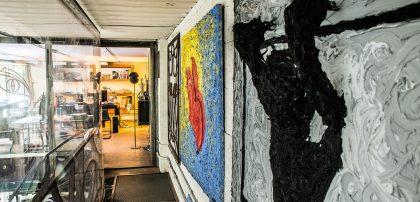 Paolo Fusi centro d'arte a sambuca, Tavarnelle val di Pesa, Firenze
