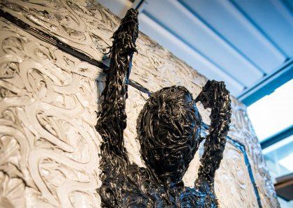 Centro d'arte Paolo Fusi Iron and Silicon