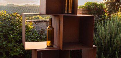 Oggetti di design per la casa e il giardino in ferro